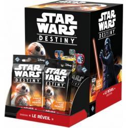 Star Wars Destiny : Booster pack le réveil