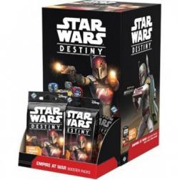 Star Wars Destiny : Boosters L'empire en guerre