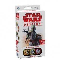 Star Wars Destiny : Starter Boba fett