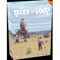 Tales from the Loop : Boite d'initiation