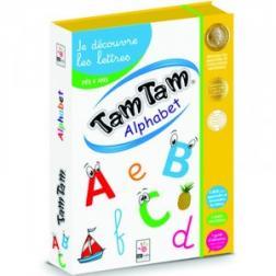 Tam Tam Safari : Le coffret Alphabet