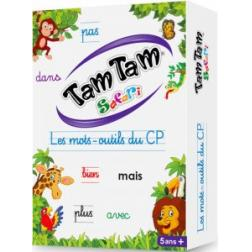 Tam Tam Safari : Les mots outils CP