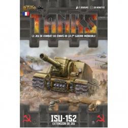 Tanks : ISU152 : ext