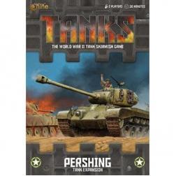 Tanks : Pershing : ext
