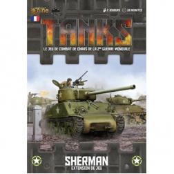 Tanks : Sherman : ext
