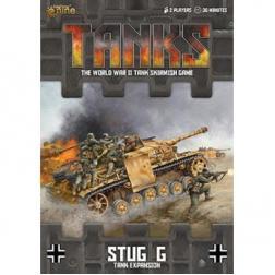 Tanks : StuG G : ext