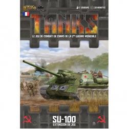 Tanks : SU:100 : ext