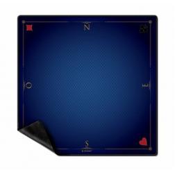Tapis Cartes Prestige Bleu T1