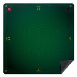 Tapis cartes prestige Vert (Bridge)