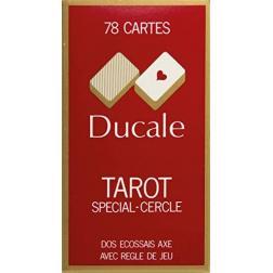 Tarot Ducale 78 cartes: étui carton