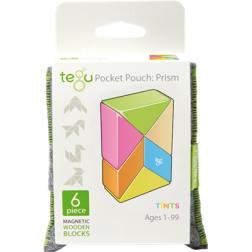 Tegu Classic Pocket 6 Pièces : Tints