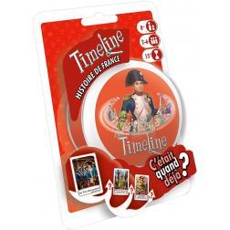 Timeline Histoire de France (boite rouge)