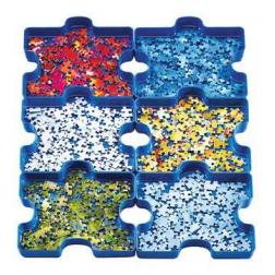 Trieur de pièces Puzzle