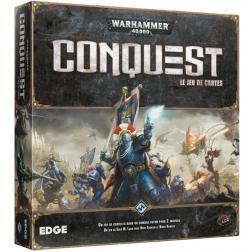 Warhammer 40K Conquest : Le jeu de cartes